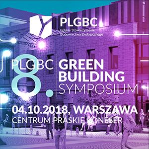 HC Center partnerem 8. edycji PLGBC Symposium