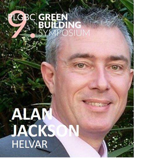 Alan Jackson prelegentem 9. edycji PLGBC Green Building Symposium