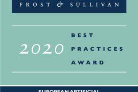 Frost & Sullivan wyróżnia rozwiązanie Helvar ActiveAhead za prowadzenie na rynku sterowania oświetleniem opartym na sztucznej inteligencji